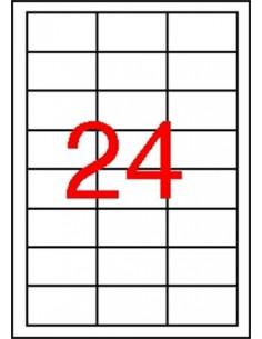 Etikett, 64,6x33,8 mm,...