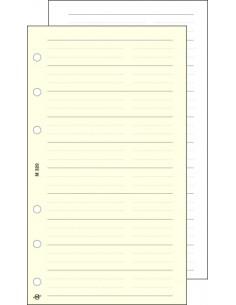 Kalendárium betét, telefon...