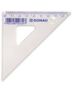 Háromszög vonalzó, mûanyag,...