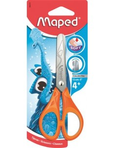 Olló, iskolai, 13 cm, MAPED...