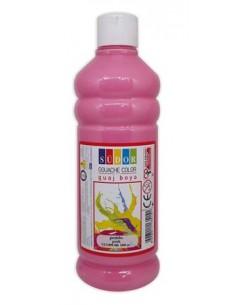 Tempera, 500 ml, Südor, pink