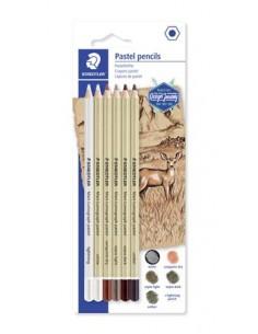 Pasztell ceruza készlet,...