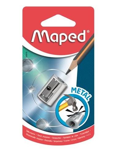 Hegyezõ, egylyukú, fém, MAPED...