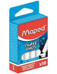 Táblakréta, MAPED, fehér