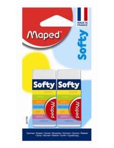 "Radír, MAPED ""Softy"""