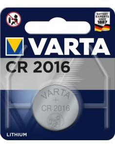 Gombelem, CR2016, 1 db, VARTA