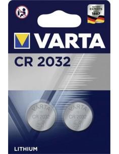 Gombelem, CR2032, 2 db, VARTA
