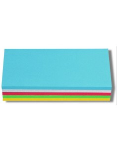 Moderációs kártya, téglalap...