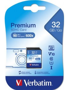 Memóriakártya, SDHC, 32GB,...