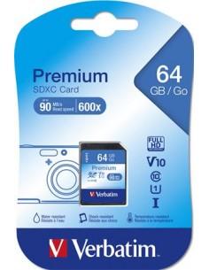 Memóriakártya, SDXC, 64GB,...