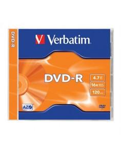 DVD-R lemez, AZO, 4,7GB,...