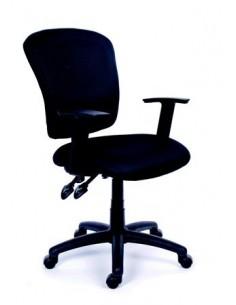 Irodai szék, fekete...