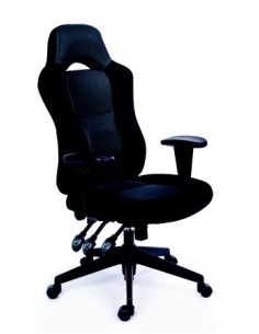 Fõnöki szék, fekete/szürke...