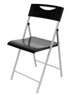 Összecsukható szék, fém és...