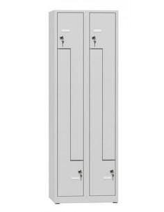 Öltözõszekrény, Z ajtós, 4...