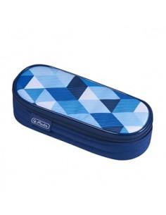 Tolltartó Herlitz Square Blue Cubes