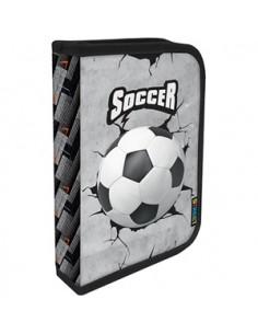 Tolltartó Street 1 emeletes zippes Soccer 1