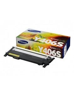 Samsung CLP 365 Yellow Toner  CLT-Y406S/ELS (SU462A) (Eredeti)