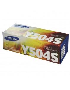 Samsung CLP 415 Yellow Toner  CLT-Y504S/ELS (SU502A) (Eredeti)