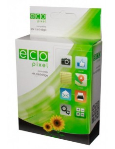 LEXMARK Vizix Yellow 100XL  ECOPIXEL BRAND 14N1071 (For use)