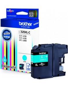 Brother LC525XLC tintapatron (Eredeti)