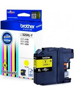Brother LC525XLY tintapatron (Eredeti)