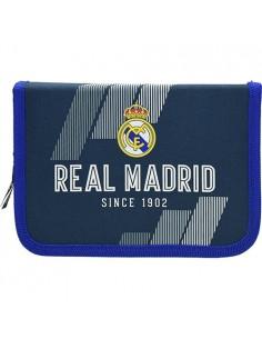 Tolltartó Real Madrid 1 emeletes zippes kék