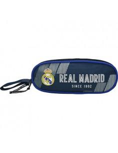 Tolltartó Real Madrid 1 ovális zippes kék