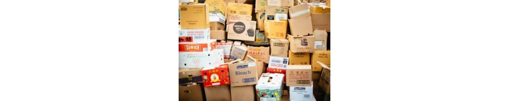 Csomagolás, tárolás